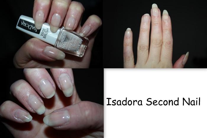 isadora second nail