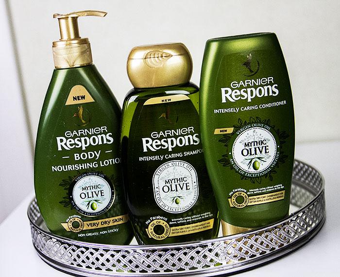 Garnier Respons Mythic Olive