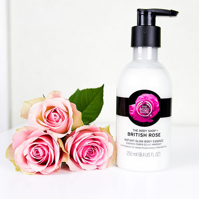 The Body Shop - British Rose