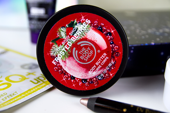 Glossybox The Body Shop